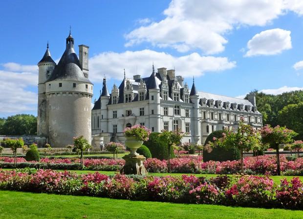 Top 5 des ch teaux de la loire priv s les plus visit s for Le jardin des fleurs paris