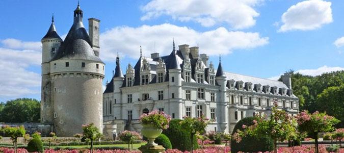 Tous les ch teaux de la loire val de loire - Les plus beaux jardins des chateaux de la loire ...