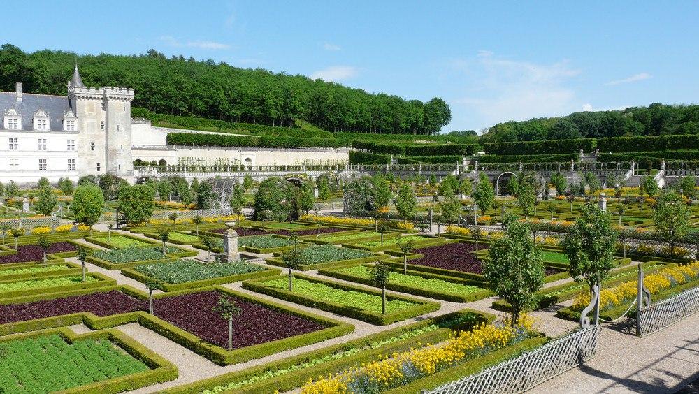 Les jardins remarquables du ch teau de villandry val de - Le jardin de valerie ...