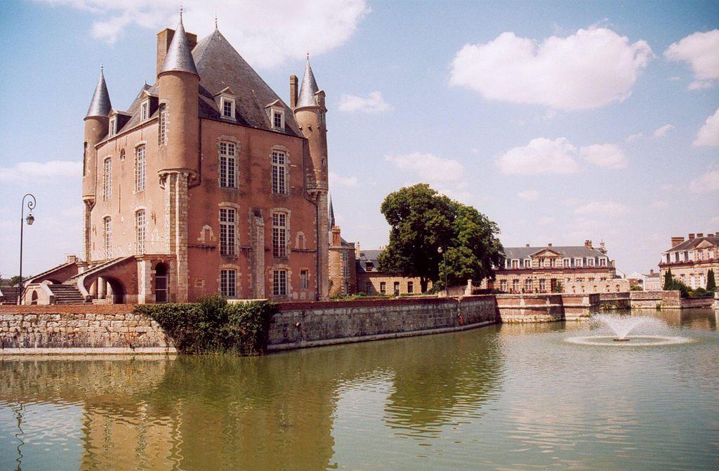 Le ch teau de bellegarde demeure du duc d 39 antin val de - Office du tourisme bellegarde sur valserine ...