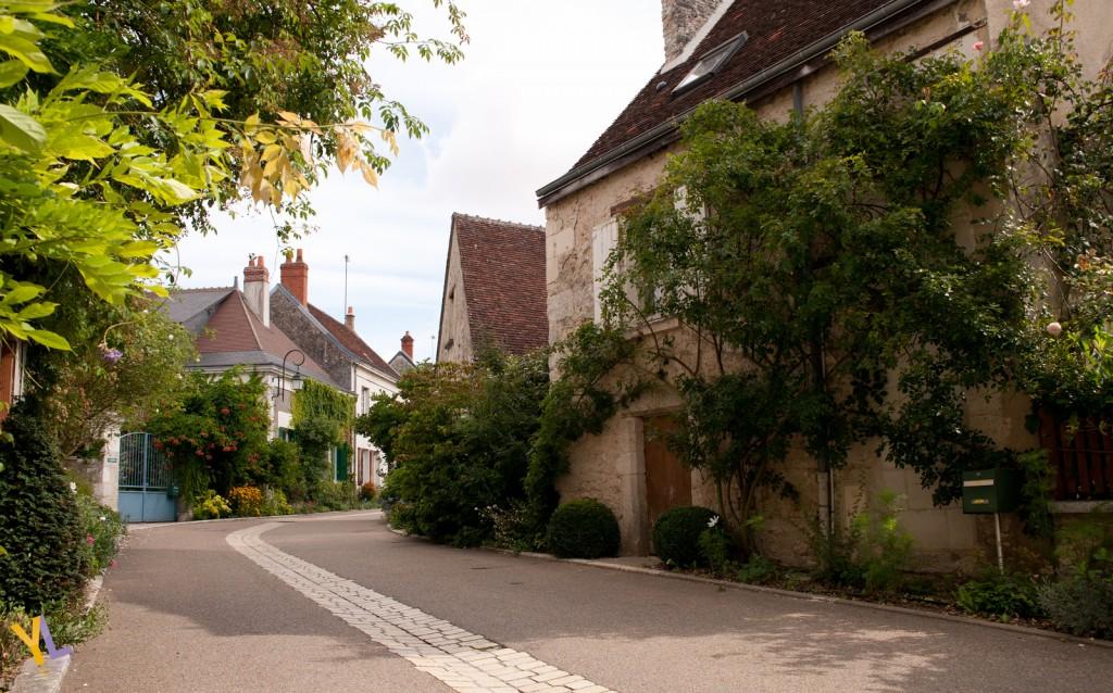 Un village remarquable ch digny en indre et loire val for Jardins remarquables ile de france