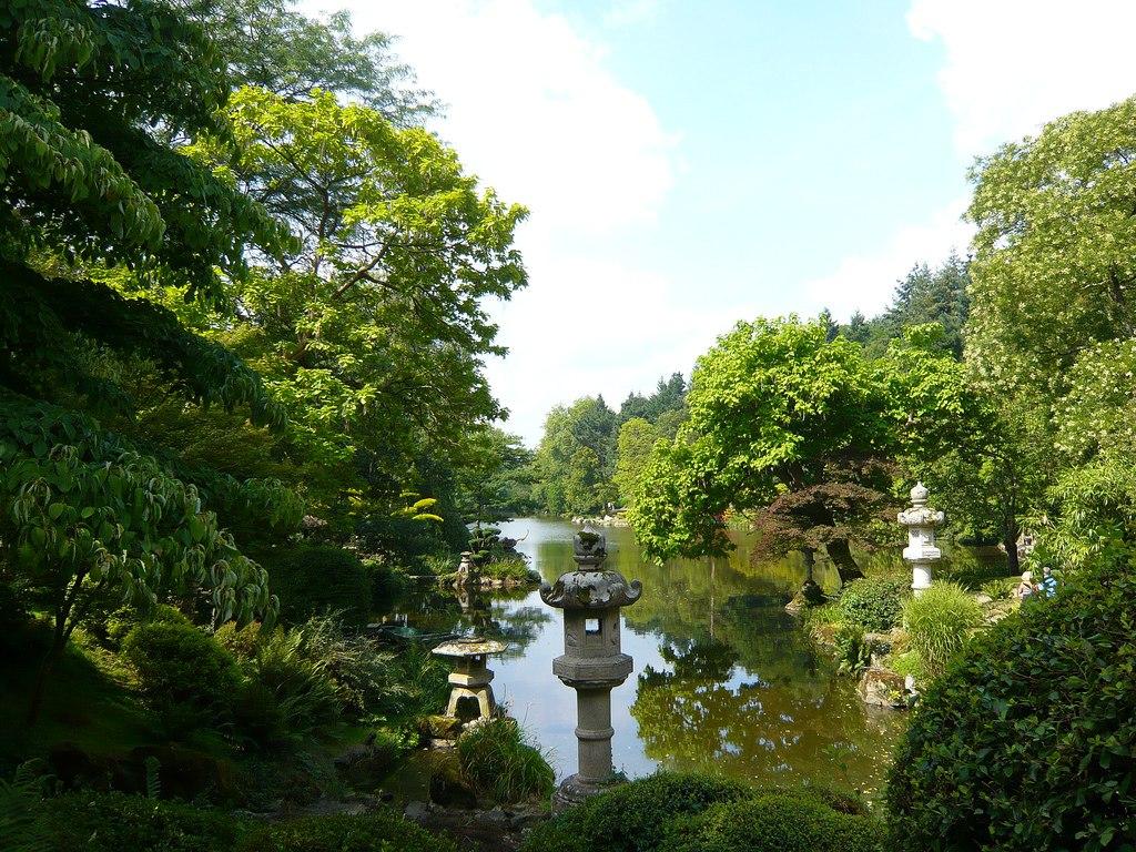Le parc oriental de maul vrier un jardin remarquable for Le jardin oriental