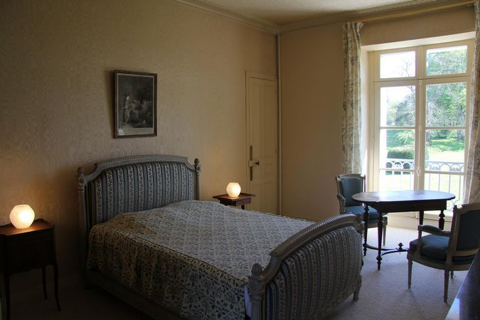 Chambre hote chateau loire