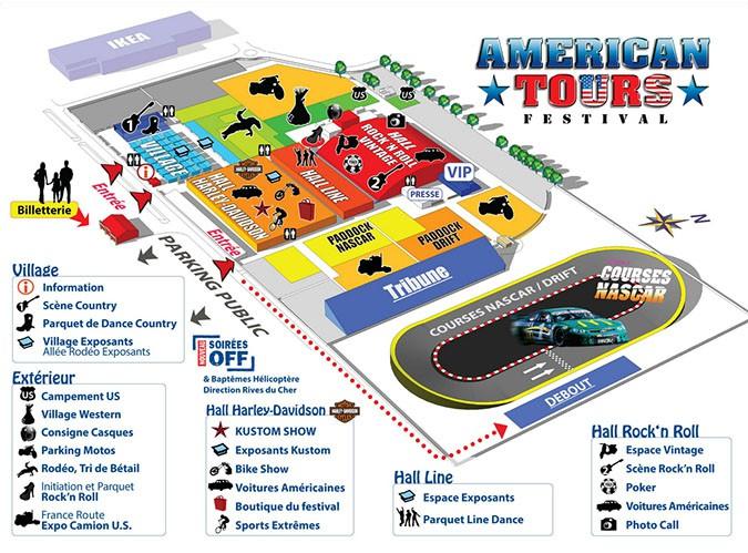 Expo Tours