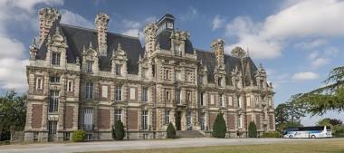 Le Château de la Turmelière labellisé «Accueil Vélo»