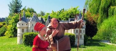 Parc Mini-Châteaux à Amboise – «Il était une fois l'Histoire…»