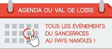 Agenda du Val de Loire
