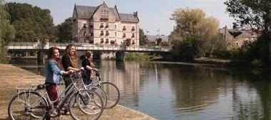 Échappées à vélo «Le Grand Tours» en région Centre Val de Loire