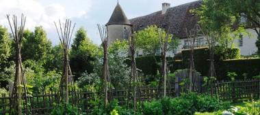Visiter les jardins au naturel en région Centre-Val de Loire