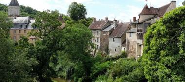 Les Plus Beaux Villages de France en Région Centre Val de Loire –  Gargilesse-Dampierre