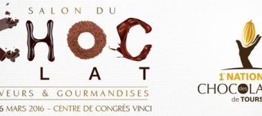 Salon du Chocolat 2016 à Tours, le rendez-vous des gourmands !