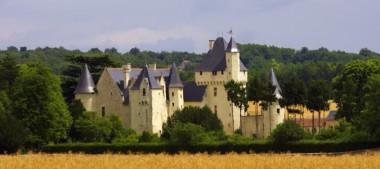 Le Château du Rivau, un vrai château de contes de fées
