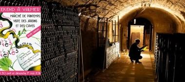 Caves Ouvertes et Marché de Printemps au Château de Valmer !