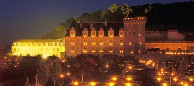 Les Nuits des Mille Feux sont de retour au Château de Villandry