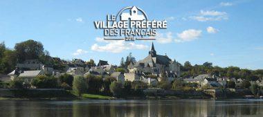 Candes-Saint-Martin, village préféré des français 2016 ? A vous de voter !
