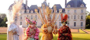 Weekend vénitien au Château de Cheverny – 4 et 5 juin 2016 !