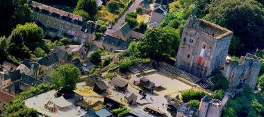 La Forteresse de Montbazon, un trésor en Indre-et-Loire