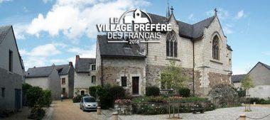Village Préféré des Français 2016 – l'Ile de Béhuard représentera l'Anjou