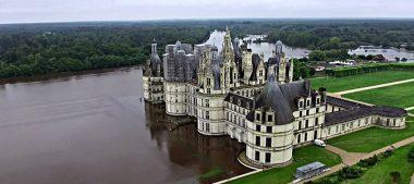 Château de Chambord – L'Appel aux Dons après les inondations