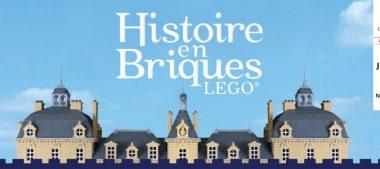 Château de Cheverny : les LEGO au service de l'Histoire !