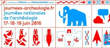 Journées Nationales de l'Archéologie 2016 en Val de Loire