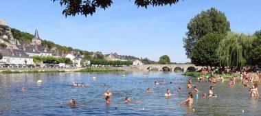 Baignade en Val de Loire 2016 – Les sites incontournables !