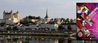 Saumur : de nombreux concerts pendant l'été 2016