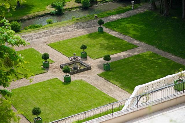 Ch teau gaillard dom pacello l onard des jardins val for Jardin renaissance