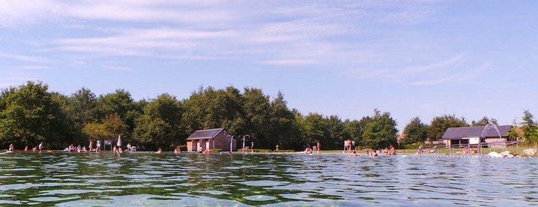 Les lieux de baignade en loir et cher val de loire - Piscine naturelle chambord ...