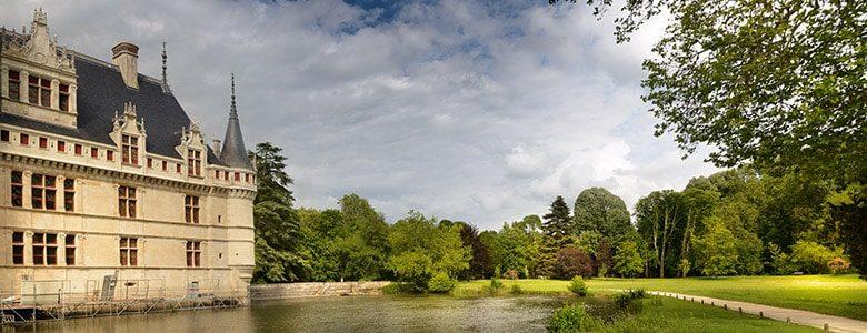 Ressourcez vous dans le parc du ch teau d 39 azay le rideau - Les jardins renaissance a azay le rideau ...