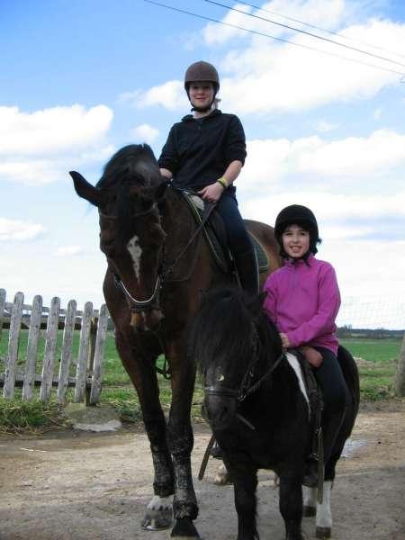 promenade cheval orleans