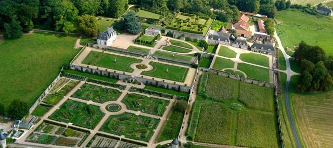 Le jardin remarquable du ch teau de valmer val de loire for Jardin remarquable