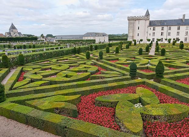 D couvrir villandry son ch teau ses jardins et ses for Jardins exceptionnels