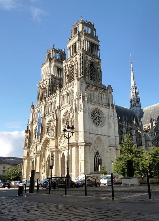cathedrale-sainte-croix-orleans-Ronny-Siegel-flickr