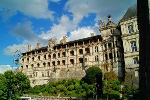 Château Royal Blois, façade loges (Jurgen ter Horst) - My Loire Valley