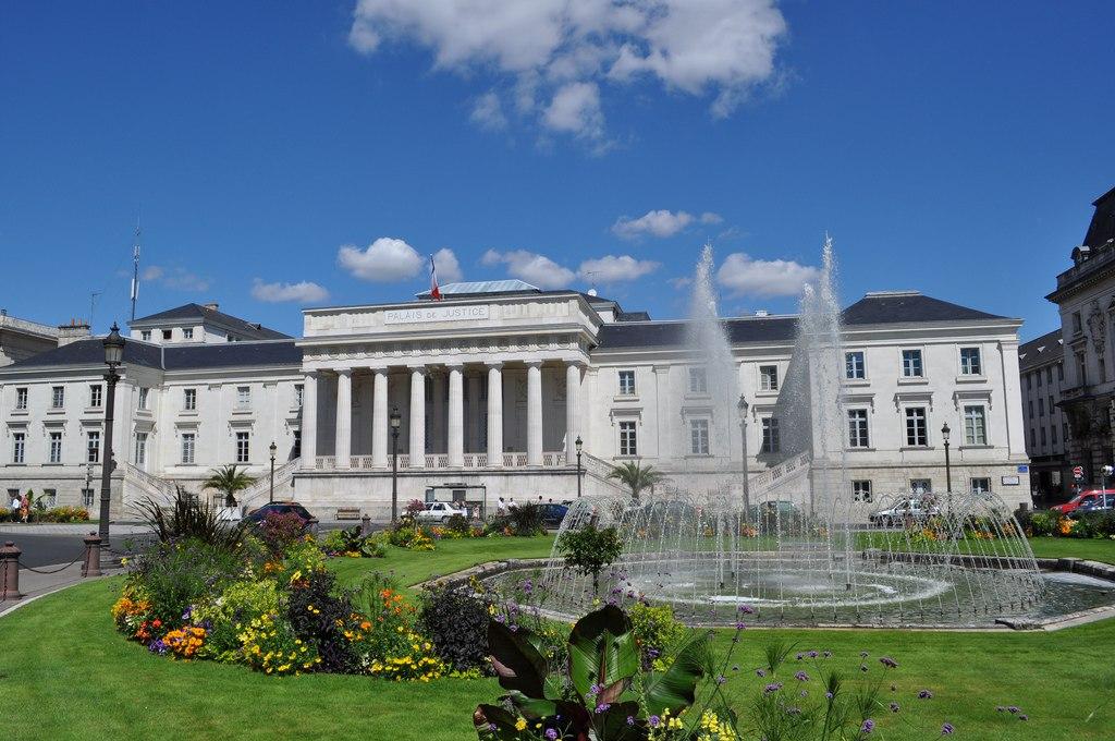 Photo Le Palais De Justice De Tours Val De Loire