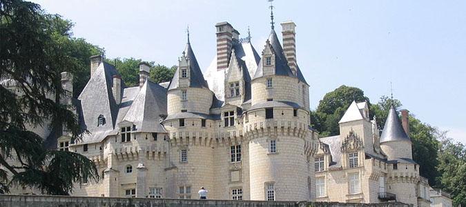Uss le ch teau de la belle au bois dormant se r veille val de loire - Chateau la belle au bois dormant ...