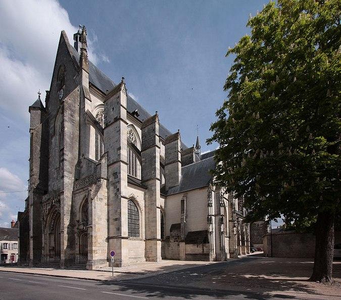 Ville De Clery St Andre