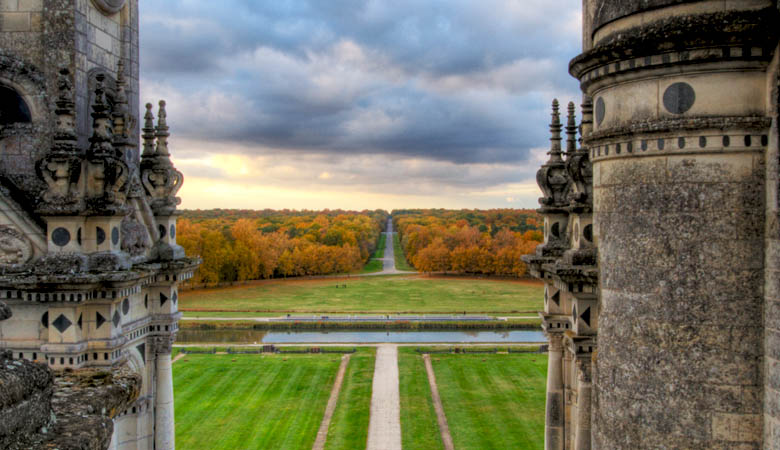 chateau-chambord-vue-parc-helene-rival