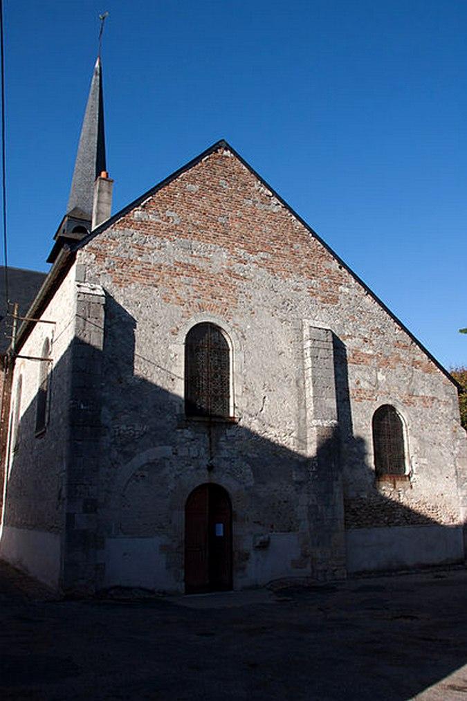 La fert saint aubin une ville une histoire en val de loire val de loire - La petite cheminee saint aubin ...