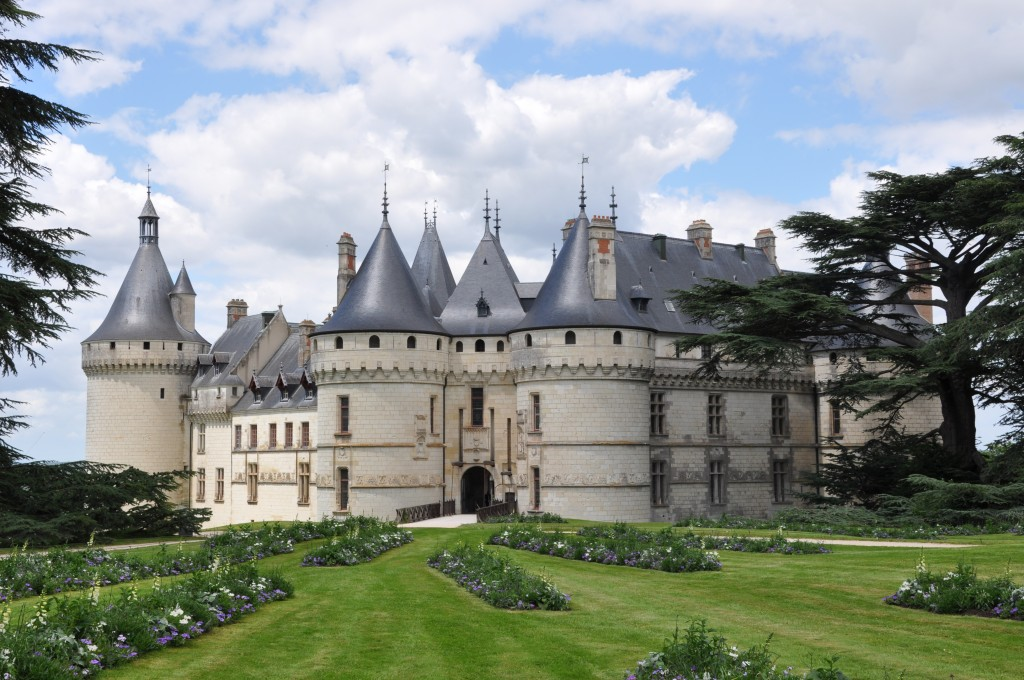 ch teau de chaumont sur loire val de loire. Black Bedroom Furniture Sets. Home Design Ideas