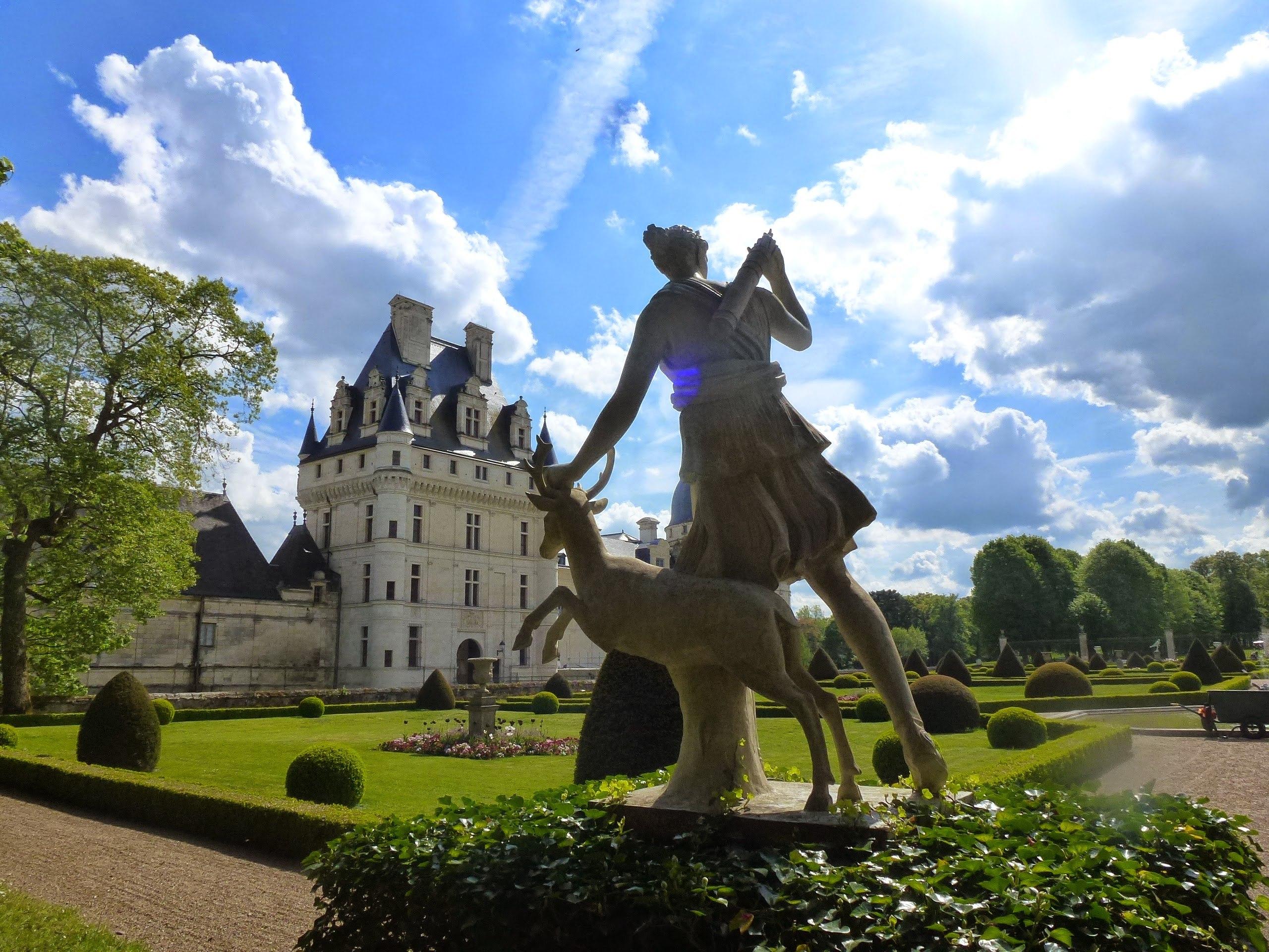 Jardins du Château de Valençay