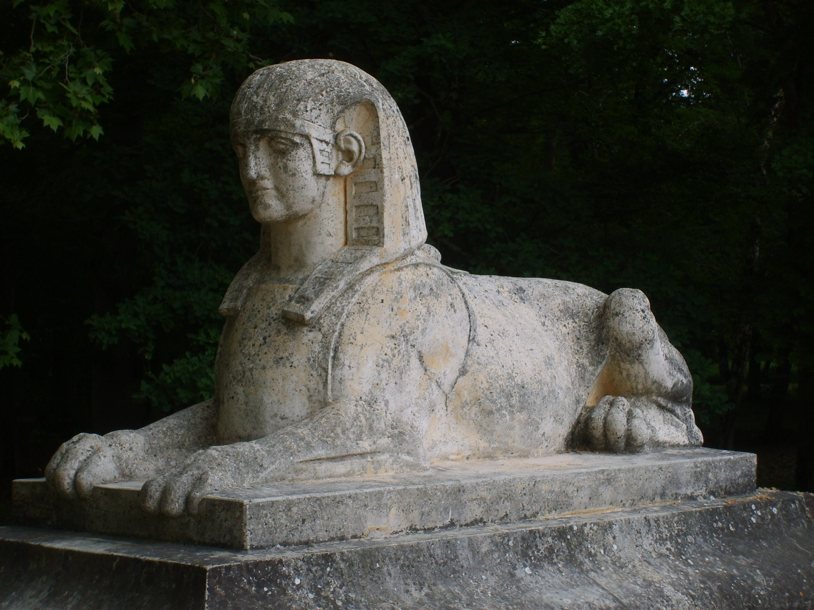 Sphinx_Chenonceau