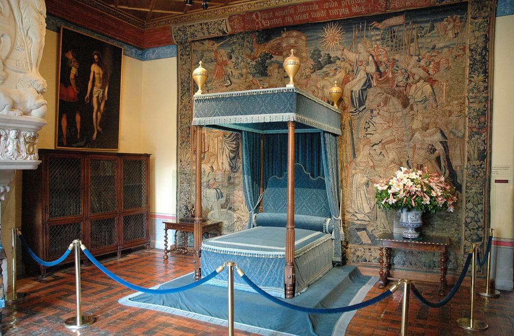 intérieur-chateau-chenonceau