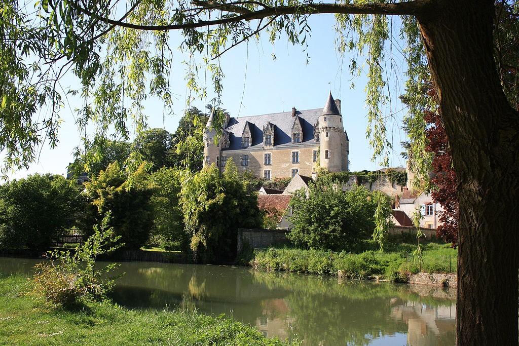 Montrésor-Le-château