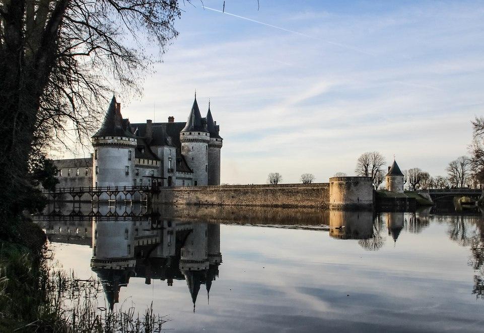chateau de sully sur loire