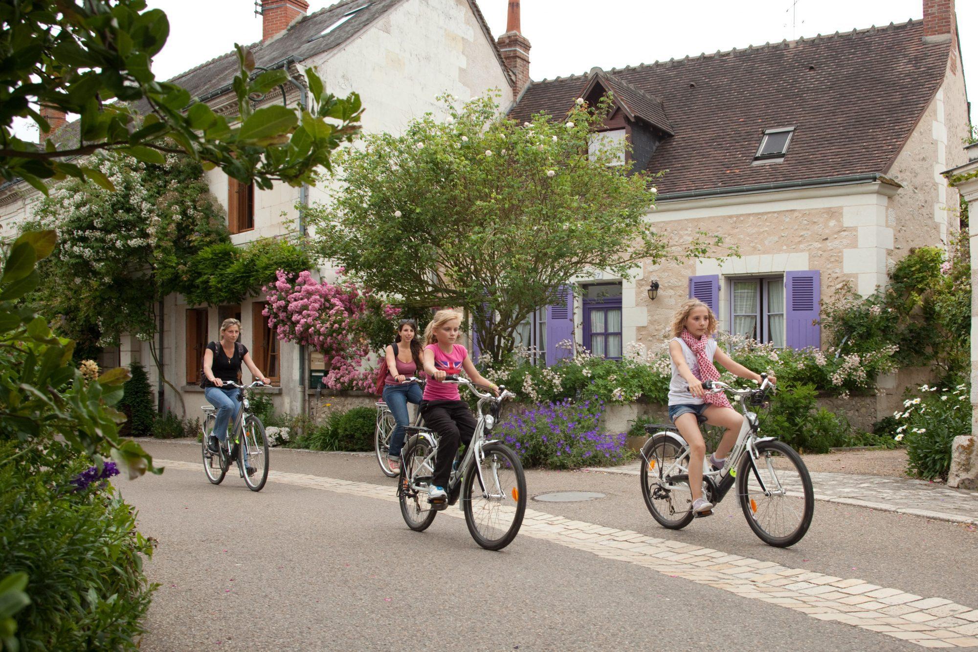 Chédigny, Touraine