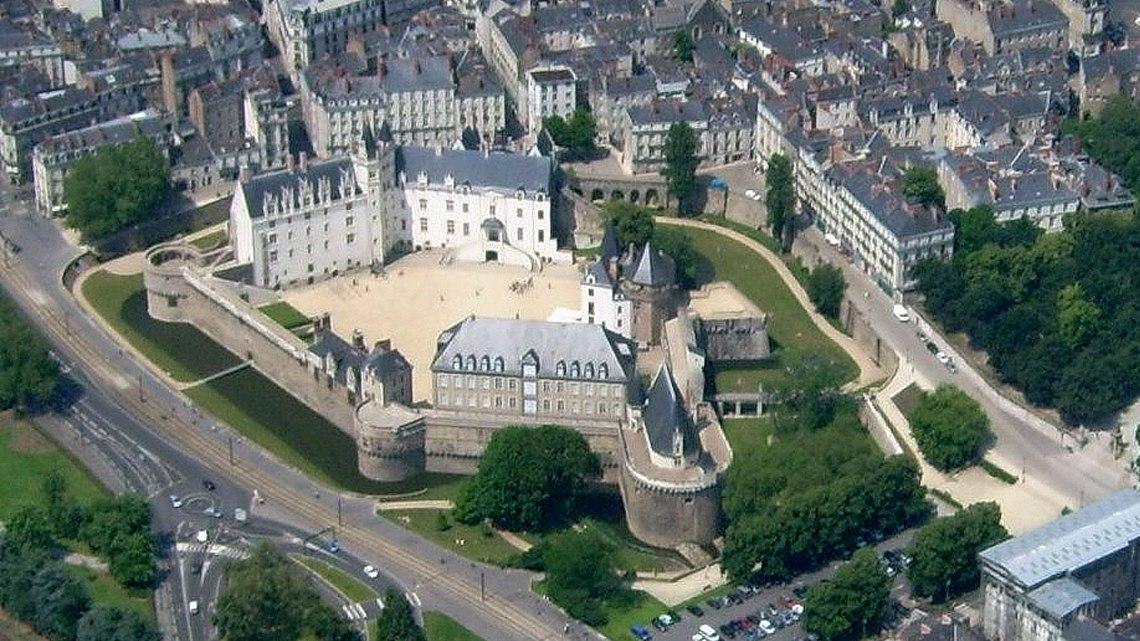 Programme Des Journees Du Patrimoine 2017 A Nantes Val De Loire