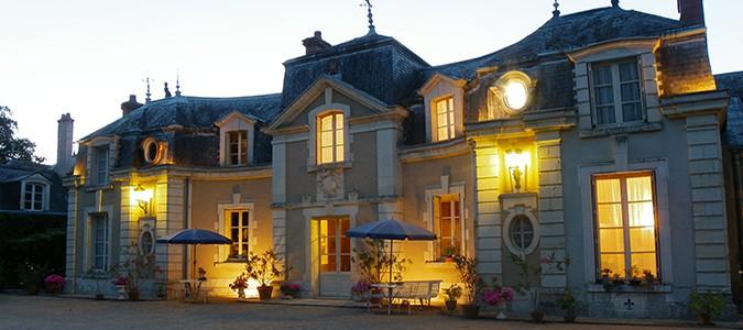 Ch teau de colliers chambres d 39 h tes pr s de chambord val de loire - Chateau de chambord chambre d hote ...