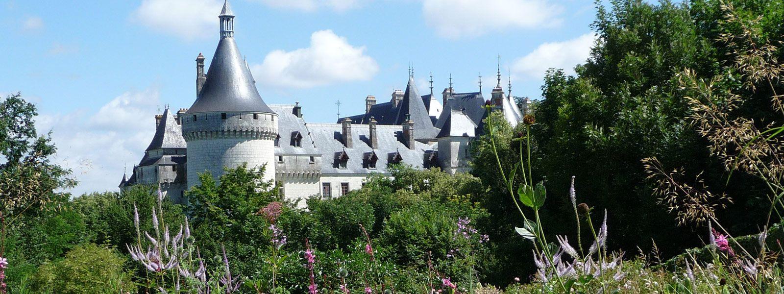Visite des jardins d 39 art en r gion centre val de loire - Jardin chaumont sur loire ...